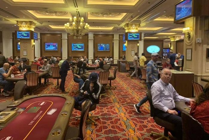 В покер-руме Venetian запустили новую разновидность живых шутаут-турниров