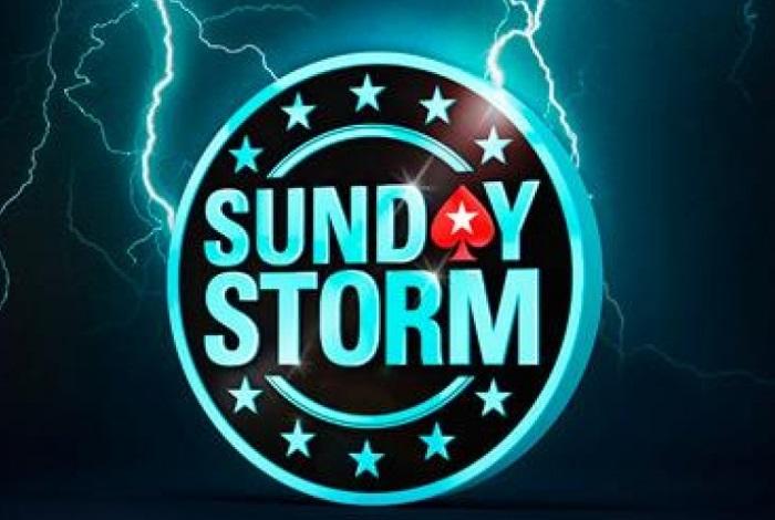 Sunday Storm 15 марта: билеты в сателлит к годовщине Sunday Million всем, кто не попал в призы