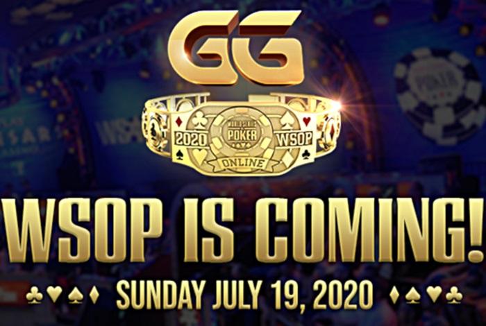 WSOP 2020 пройдет в онлайне и разыграет 54 браслета на GGPoker
