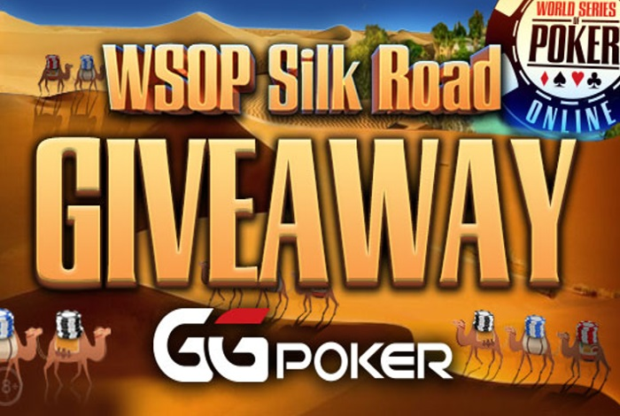 На GGPoker стартовал отбор на WSOP Online 2020: сателлиты Silk Road, билеты в Spin & Gold и бонус в $100 для депозиторов