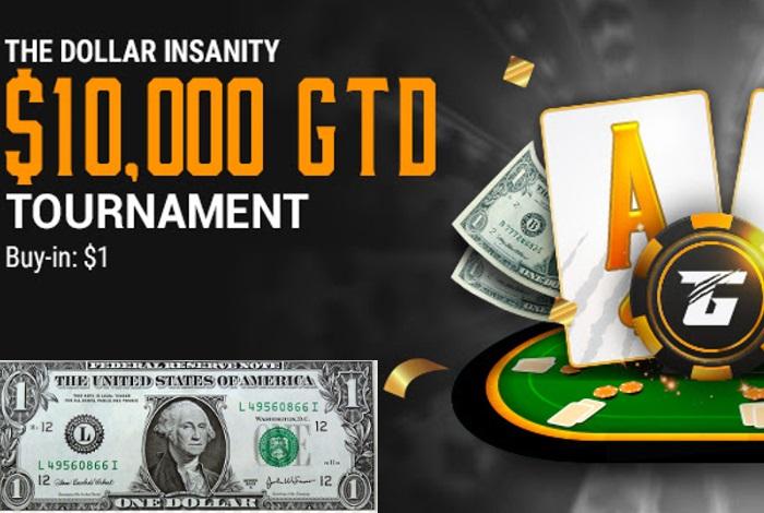 Tigergaming запустил ежедневные фрироллы и проведет долларовый турнир с гарантией $10,000