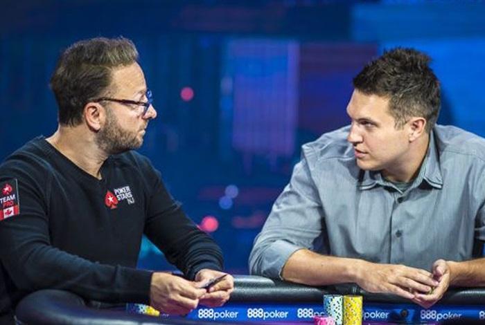 Даниэль Негреану и Даг Полк сыграют в хедз-ап поединке