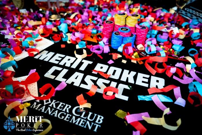 partypoker Live готовится к проведению кипрской серии Merit Poker Classic (26 августа - 6 сентября)