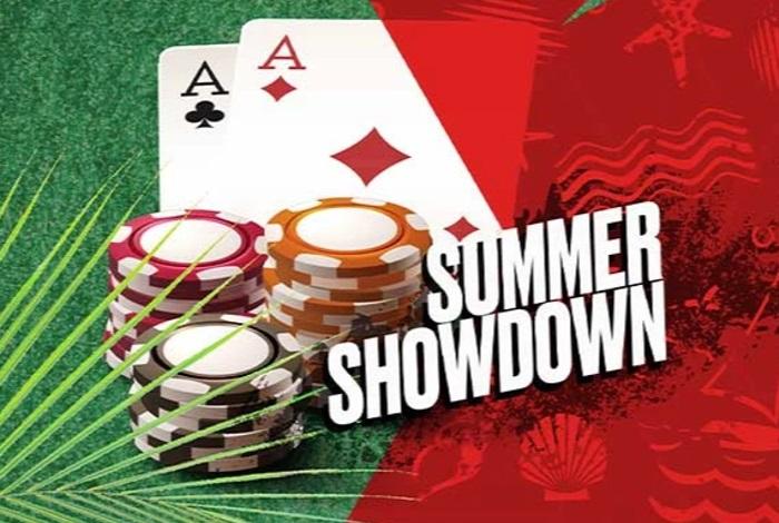В покер-руме Betsafe проходит акция Summer Showdown: до €1,000 за руку на вскрытии