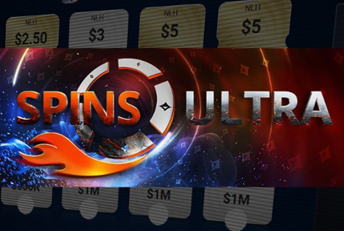 """Partypoker планирует запустить новые """"спины"""" - Spins Ultra"""