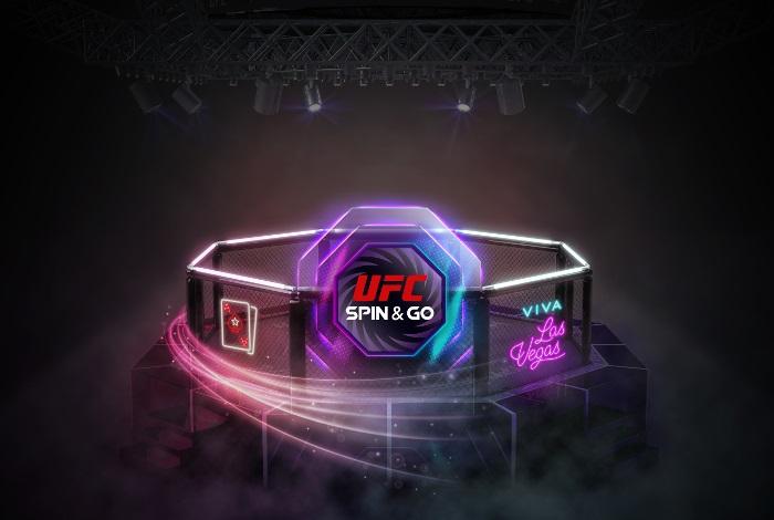 PokerStars запустил Ultimate Fighting Championship Spin & Go