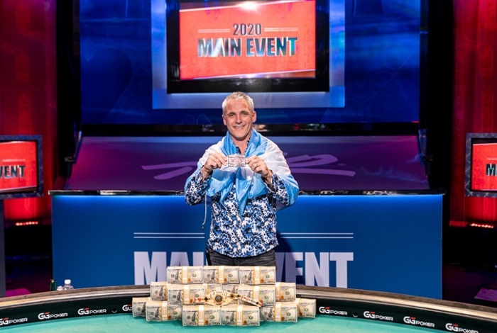 Дамиан Салас стал чемпионом гибридного Main Event WSOP 2020 и получил дополнительный $1,000,000