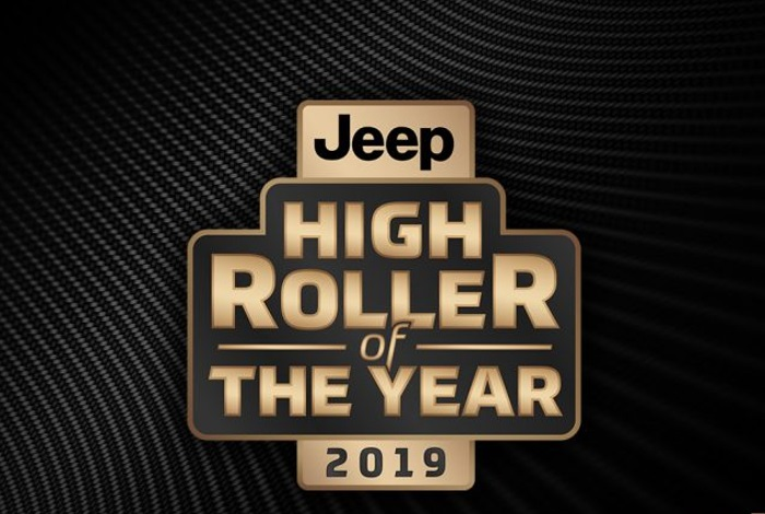 """Новый Jeep становится спонсором титула """"Хайроллер года"""" от Poker Central"""
