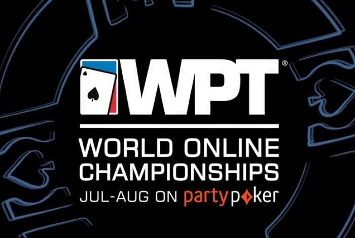 WPT проведет крупнейшую онлайн-серию в истории partypoker - WPT World Online Championships