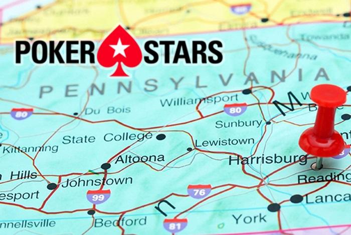 Месяц работы PokerStars в Пенсильвании: кэш-трафик бьет американские рекорды
