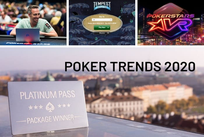 PokerStars отметил основные покерные тренды 2020 года