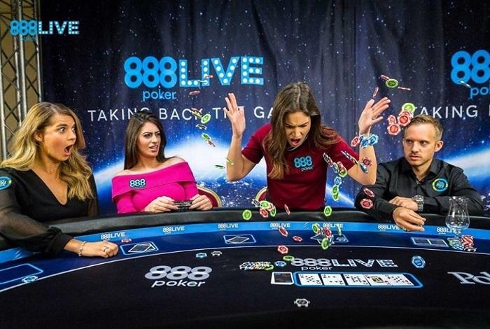 888poker проведет фриролл с розыгрышем $10,000 в качестве извинений за сбои в клиенте