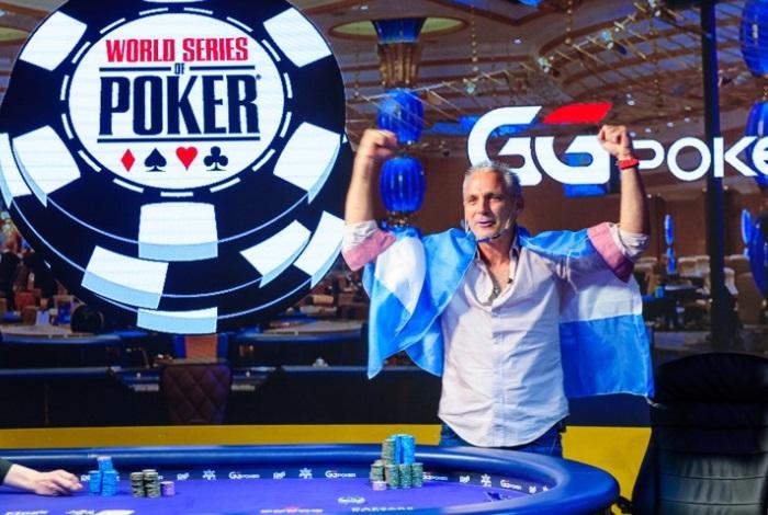 Дамиан Салас стал победителем финального стола Main Event WSOP 2020