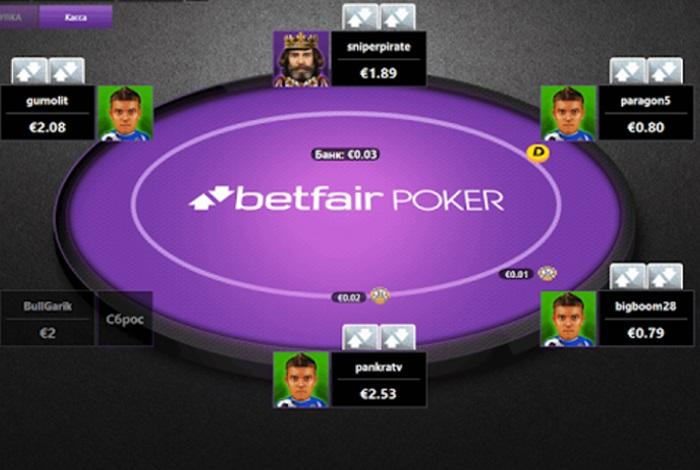 Betfair Poker закроется для российских игроков 18 мая