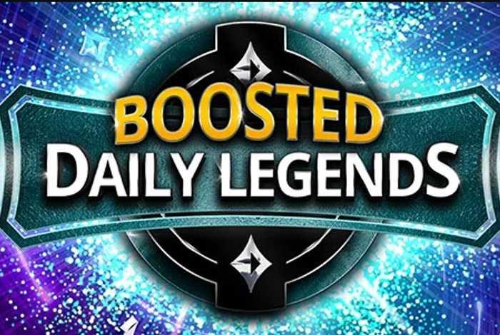 Акция Boosted Daily Legends на partypoker: билеты до $55 каждый день