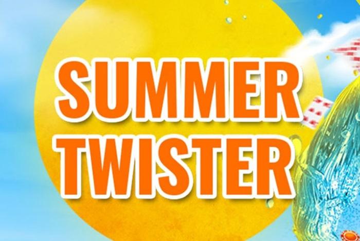 Guts Poker дарит билеты в Twister за выполнение заданий акции The Summer Twister