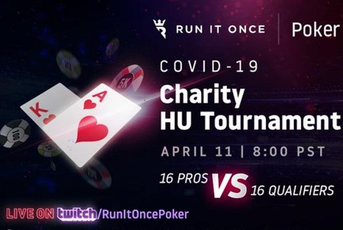 На RIO Poker состоится турнир для сбора пожертвований на борьбу с коронавирусом