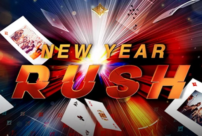 Partypoker разыгрывает $10,000 в лидерборде New Year Rush и продолжает акцию Boosted Daily Legends