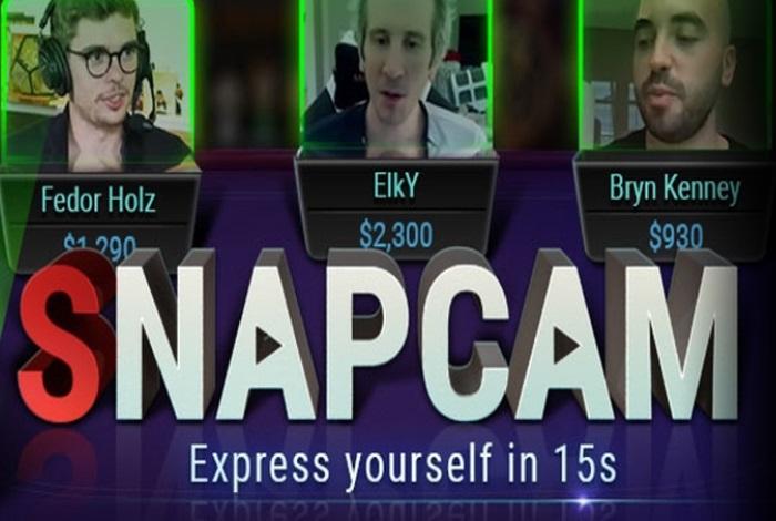 Видеосообщения за онлайн-столами: GGPokerOK запустил инновационную опцию SnapCam