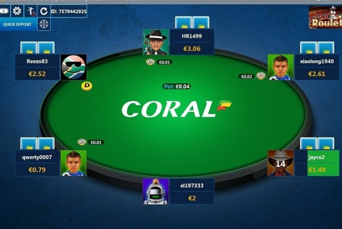Игроки Coral Poker перейдут в пул partypoker 4 декабря