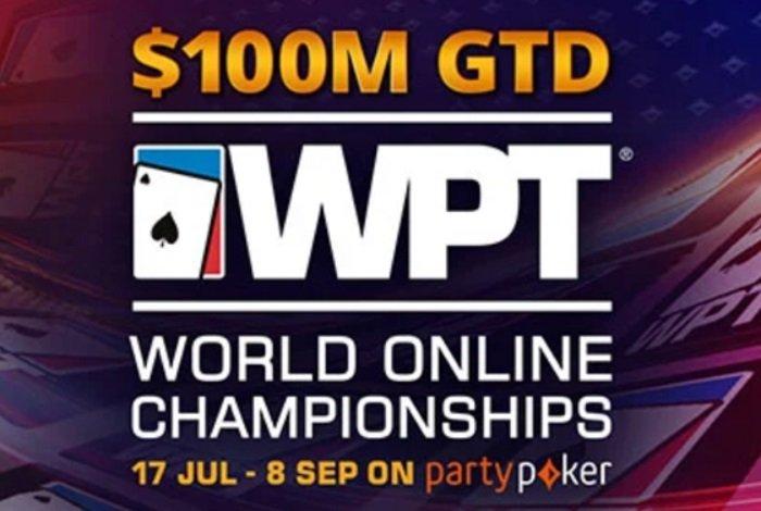WPT World Online Championships стартует 17 июля: как пройдет крупнейшая онлайн-серия на partypoker
