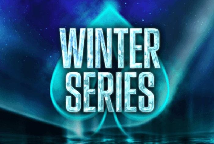 С 25 декабря по 13 января PokerStars проведет серию Winter Series с гарантией $50,000,000
