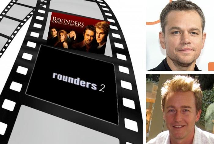 """Мэтт Дэймон и Эдвард Нортон рассказали, как могут выглядеть """"Шулера 2"""""""