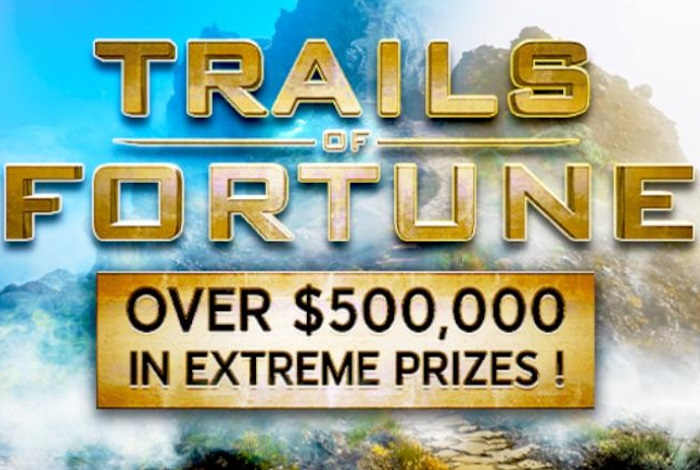 На 888poker стартовала акция Trails of Fortune с фрироллами на $30,000