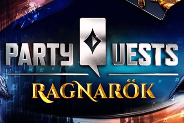 Partypoker раздает билеты на фрироллы с розыгрышем до $20,000 в акции Party Quests Ragnarök